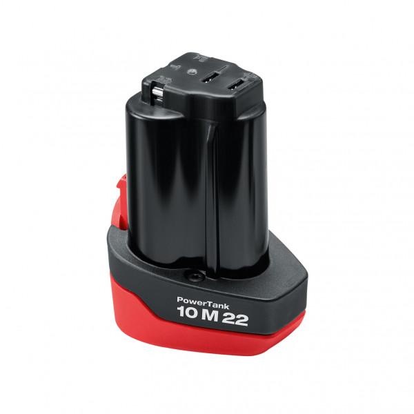 Accu-PowerTank 10 M 22 10,8 V, 22 Wh